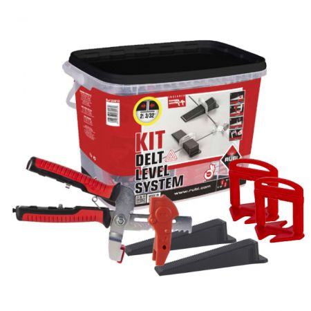 Rubi Delta Levelling 3 mm Kit 200