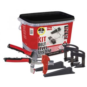 Rubi Delta Levelling Kit XXL 2 mm