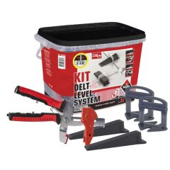 Rubi Delta Levelling Kit XXL 1 mm